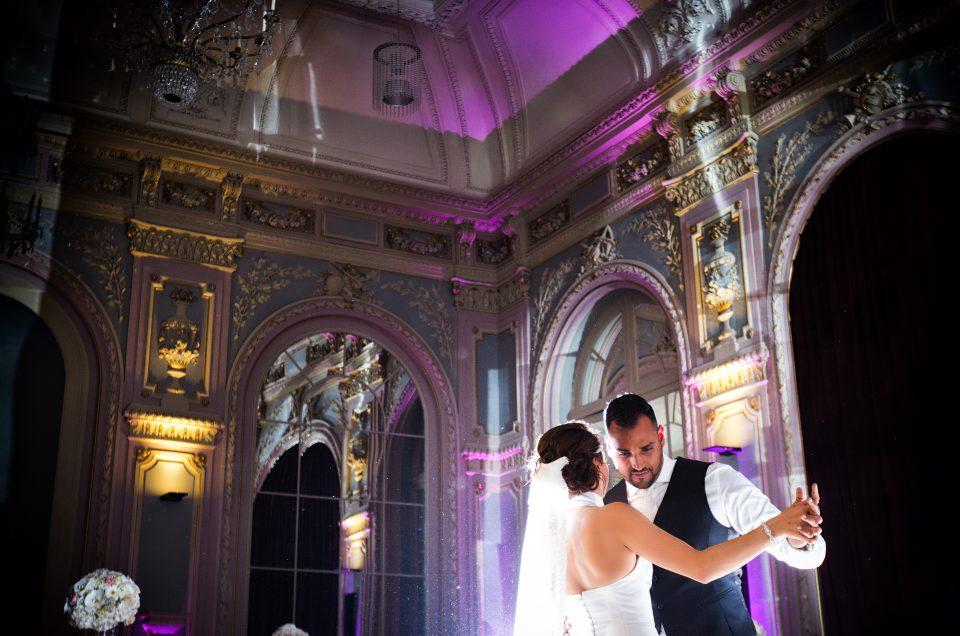 Mariage à l'hôtel Crowne Plaza Liège – Christine & Yass